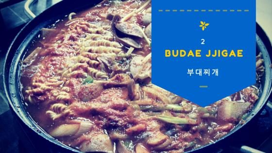 Budae Jjigae - 부대찌개