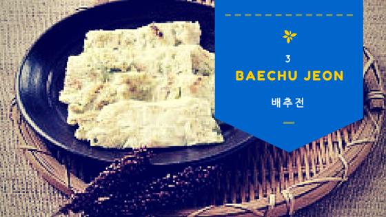 Baechu Jeon - 배추전
