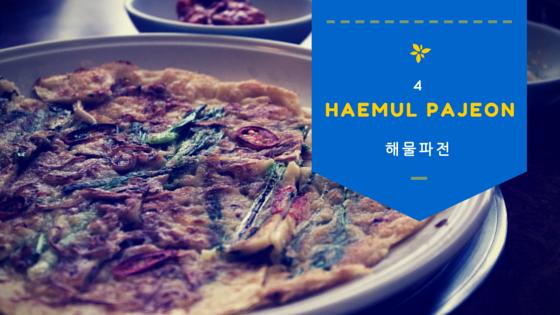 Haemul Pajeon - 해물파전