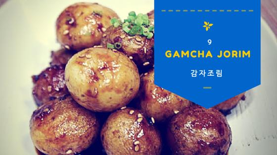 Gamcha Jorim - 감자조림