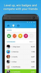 Memrise - Leaderboards
