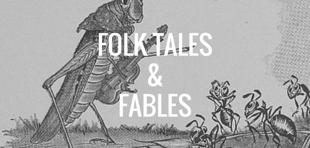 Folk Tales & Fables, Reading Korean