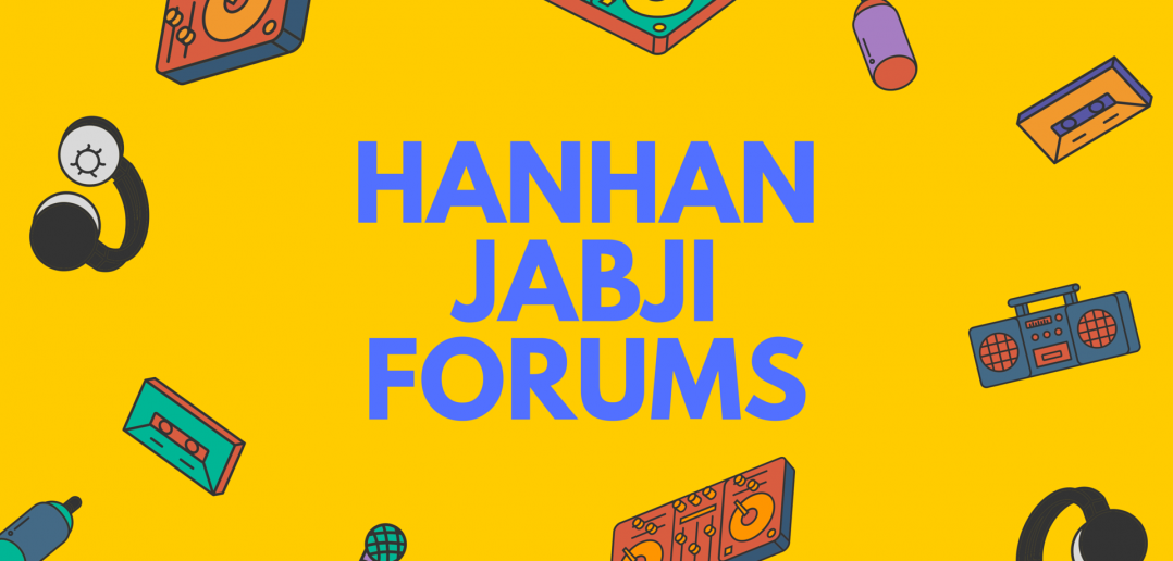 Hanhan Jabji Forums