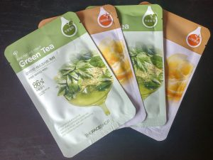 Face Masks - The Face Shop