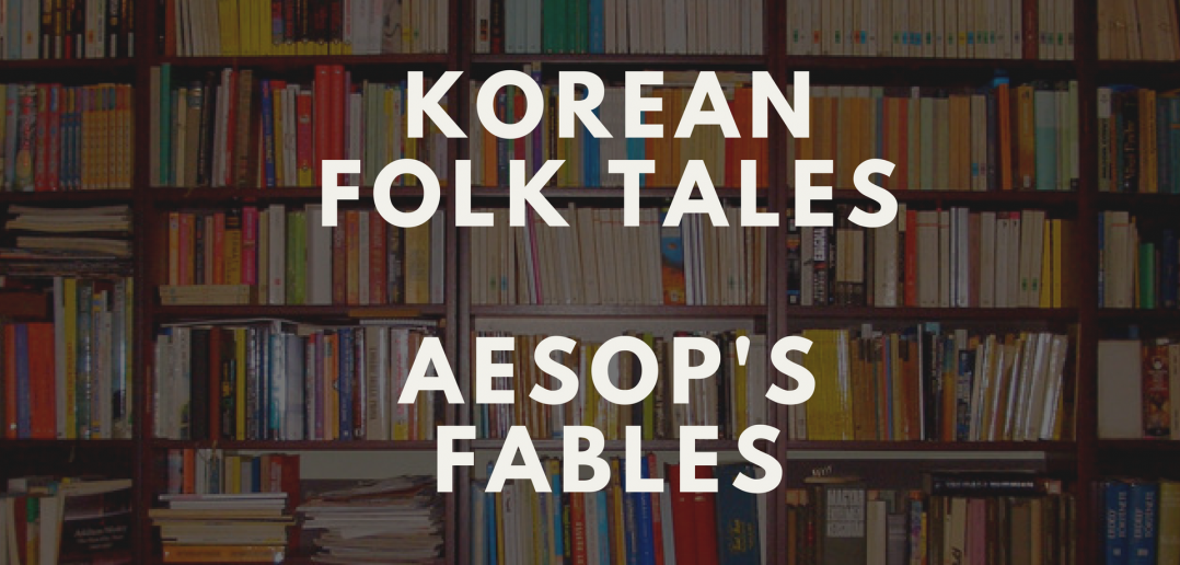 TTMIK's Korean Folk Tales & Aesop's Fables
