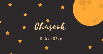 Chuseok and Go-Stop