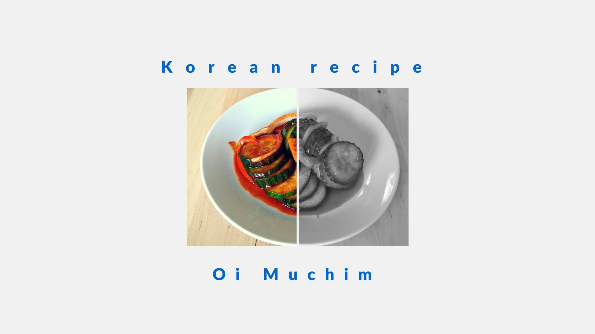 Hanhan Jabji's Oi Muchim