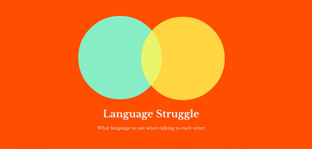 The Korean Language Struggle
