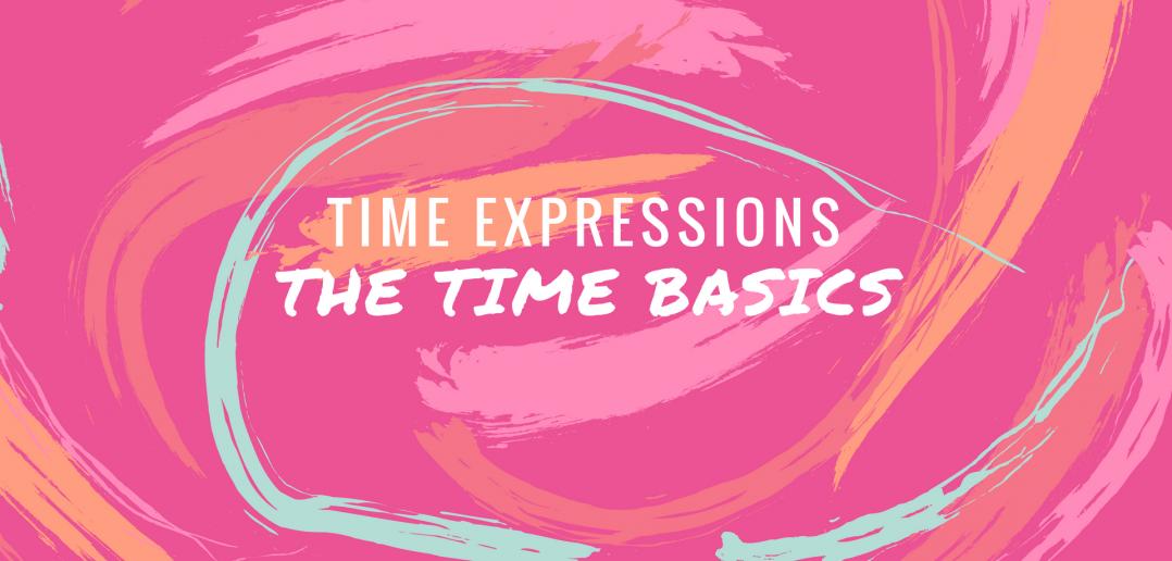 The Time Basics in Korean