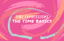 The Time Basics in Korean