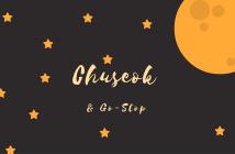 Chuseok and Go-Stop